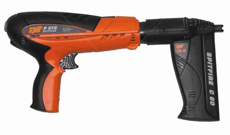 Cartridge Fixing Tool (Nail Gun For Steel, Masonary and Concrete ...