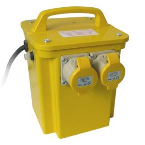 Site Electrics (Generators and Leads)