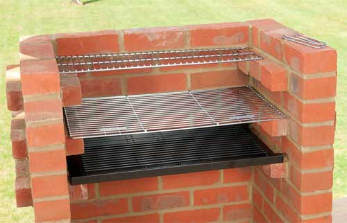 How to build a brick bbq olympus tool hire for Step by step to build a house yourself