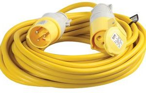 110V Extension Leads