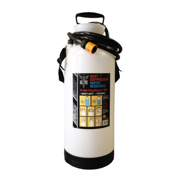 Dust Suppression Water Bottle