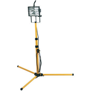 Flood Light with Tripod